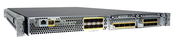 Cisco Firepower серии 4100