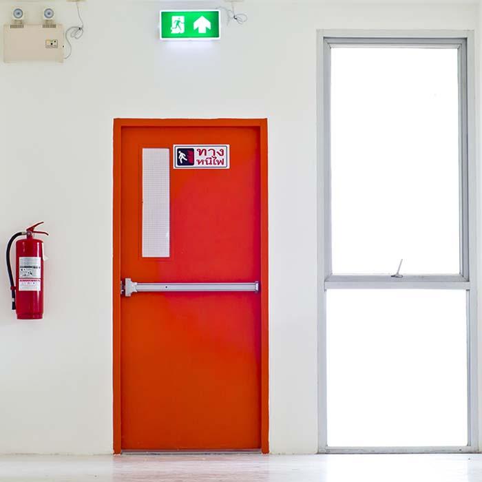 Система оповещения и управления эвакуацией пожаре (СОУЭ)